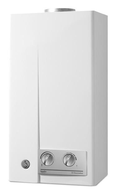 Rozetka.ua Газовый проточный водонагреватель ELECTROLUX GWH 285 ERN NanoPro (Электролюкс).